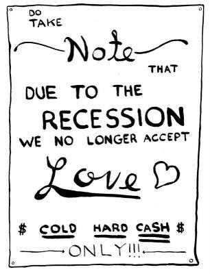 recession love